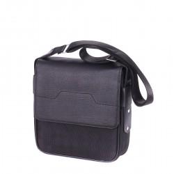pánská černá crossbody taška