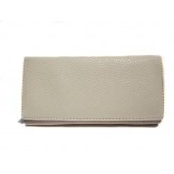 dámská smetanová peněženka