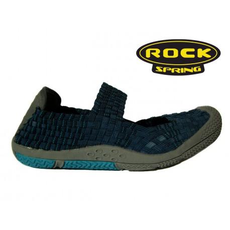polobotky Rock Spring navy modré Reunion