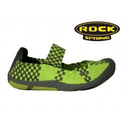 polobotky Rock Spring neon green Reunion