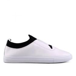 bílé tenisky TENDENZ VSS17-020