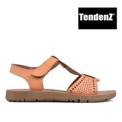 béžové sandály TENDENZ VIS17-010