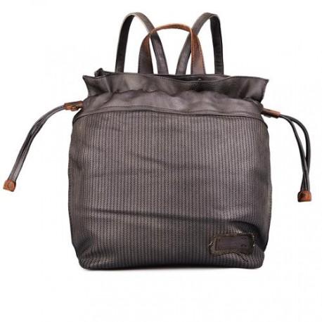dámský černý elegantní batoh TENDENZ FFS17-048