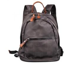 dámský černý elegantní batoh TENDENZ FFS17-034