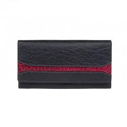 dámská kožená světle modrá peněženka Lagen 786-017