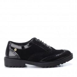 dámská kombinovaná šněrovací obuv CARMELA 65685