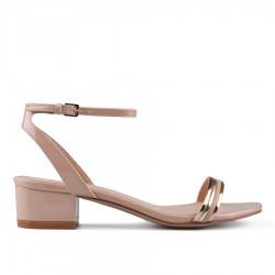 béžové sandálky TENDENZ VKS18-019