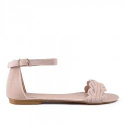 béžové sandálky TENDENZ VKS18-022