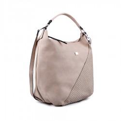 béžová kabelka TENDENZ FFS18-009