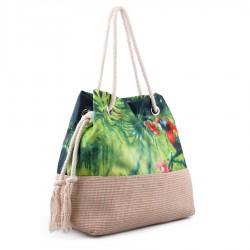 letní taška s papouškem TENDENZ FFS18-062