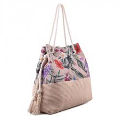 letní taška s květinami TENDENZFFS18-062