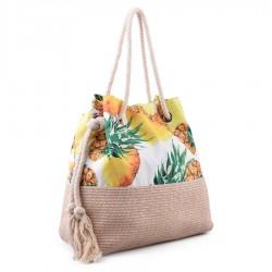 letní taška s obrázkem ananasu TENDENZ FFS18-062
