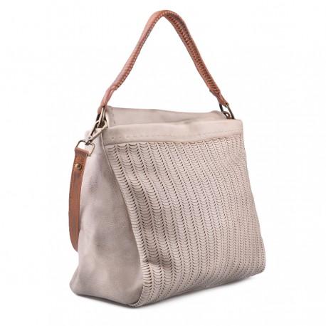 béžová kabelka TENDENZ FFS18-079