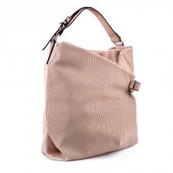 růžová kabelka TENDENZ FFS18-099