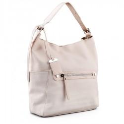 béžová kabelka TENDENZ FFS18-100