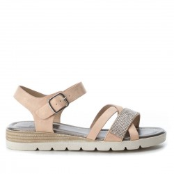 zlaté sandálky Refresh 64298