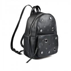 dámský černý batoh TENDENZ FFW18-001