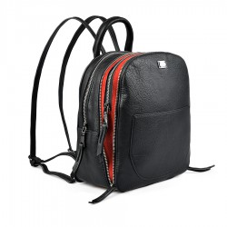 dámský černý batoh TENDENZ FFW18-012