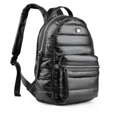 dámský černý batoh TENDENZ FFW18-049