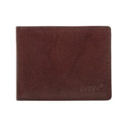 pánská kožená hnědá peněženka 02310008