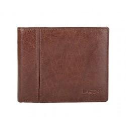 pánská kožená hnědá peněženka PW-521