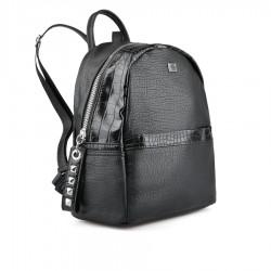 dámský černý batoh TENDENZ FFS19-054
