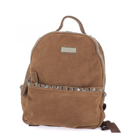 dámský kožený velbloudí batoh Carmela 86098