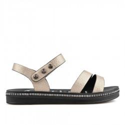 béžové sandálky TENDENZ TYS19-034
