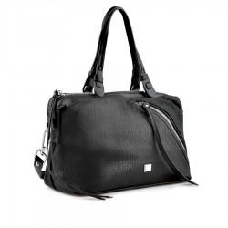 černá kabelka TENDENZ FFS19-046