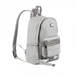 šedý batoh TENDENZ FFS19-068