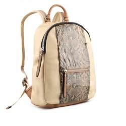 béžový batoh TENDENZ FFS19-070