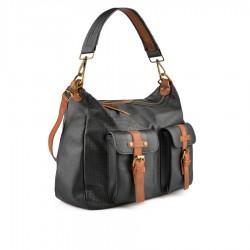 černá kabelka TENDENZ FFS19-089