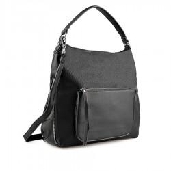 černá kabelka TENDENZ FFS19-062
