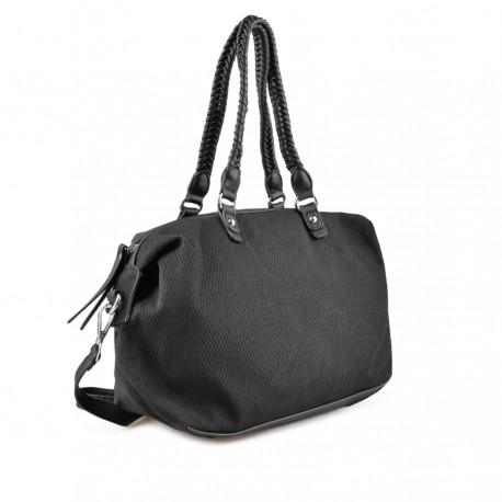 černá kabelka TENDENZ FFS19-075