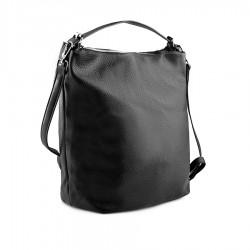 černá kabelka TENDENZ FFW19-021