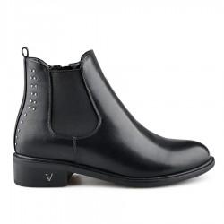 černá kotníková obuv se cvočky Tendenz REW19-045