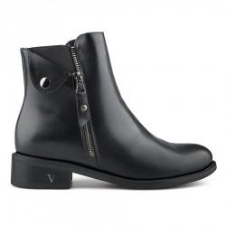 černá kotníková obuv Tendenz REW19-048