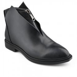 černá stylová kotníková obuv Tendenz MGW19-003