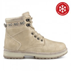béžová kotníková obuv (farmářky) Tendenz RIW18-058