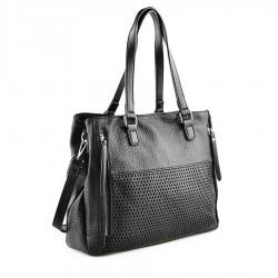 černá kabelka Tendenz FFS20-015