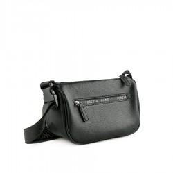 černá malá kabelka Tendenz FFS20-053
