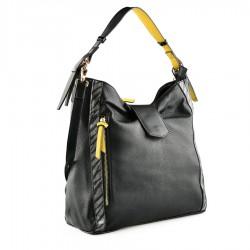 černá kabelka Tendenz FFS20-029
