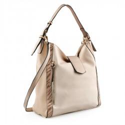 béžová kabelka Tendenz FFS20-029