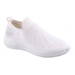 bílá slip-on obuv Rock spring Kersty