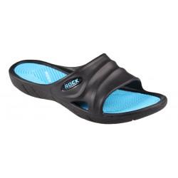 černo- modré pantofle Rock spring Turneo