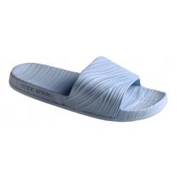 modré pantofle Rock spring Nude