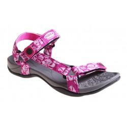 tmavě růžové dámské sandály Rock spring Vinay