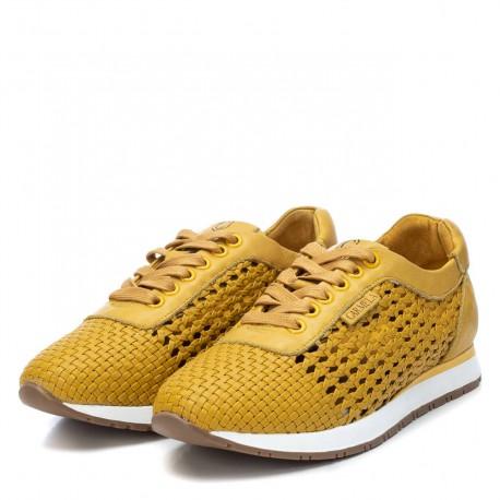 žluté španělské tenisky Carmela 67341
