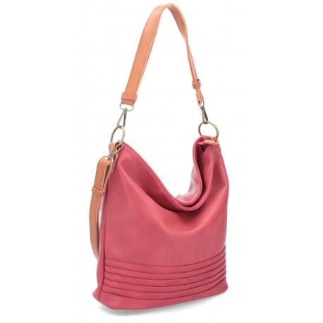 červená kabelka 6222
