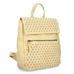 světle žlutý batoh 6240